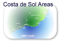 Costa del Sol areas